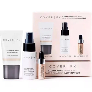 Illuminating Prime & Set Kit by Cover FX