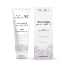 The Magical Wonderfluff Overnight Hydrating Booster Mask by acure organics