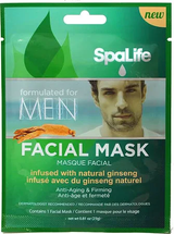 Men's Hydrating Facial Mask by my spa life