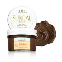 Sundae Best Chocolate Softening Mask with CoQ10 by FarmHouseFresh