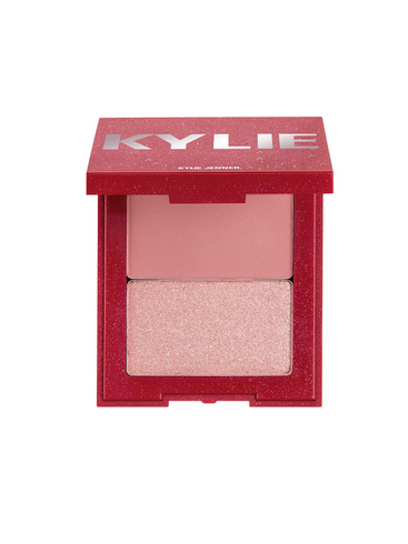 Holiday Blush & Highlighter Duo by Kylie Cosmetics #2