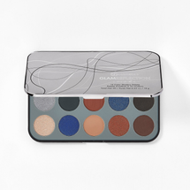 Glam Reflection Smoke 15 Color Shadow Palette by BH Cosmetics