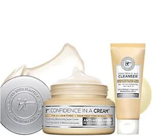 Confidence in A Cream With Deluxe Cleanser by IT Cosmetics