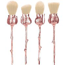 Rose Cosmetic Brushes by Storybook Cosmetics