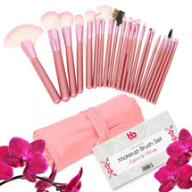 With Comfortable Plastic Handles Great For Precision Makeup by beauty bon