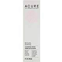 Natural Sensitive Face Wash Cleanser With Argan Oil by acure organics