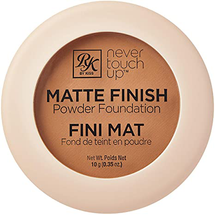 Never Touch Up Matte Finish Powder Foundation by Ruby Kisses