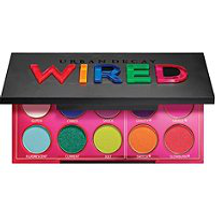 Wired Pressed Pigment Palette by Urban Decay