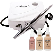 Airbrush Kit With Serum Foundation by arialwand
