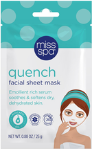 Quench Facial Sheet Mask by miss spa
