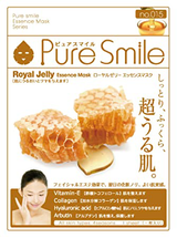 Royal Jelly Essence Facial Mask Series by PureSmile