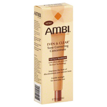 Even And Clear Tone Correcting Concentrate by ambi