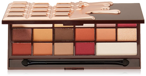 Rose Gold Chocolate Bar Eyeshadow Palette by Revolution Beauty #2