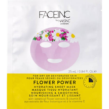 Flower Power Hydrating Sheet Mask by face inc