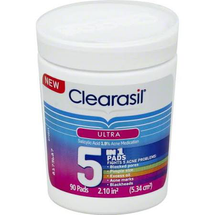 Ultra 5 in1 Pads by clearasil