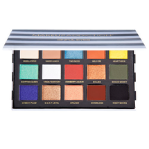 Sinful Eyes Palette by Makeup Addiction