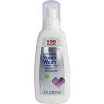 Oil Control Foam Face Wash by CVS Health