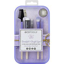Beautiful and Bright Eyed Lavender Brush Kit by ecotools