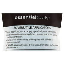 Versatilemakeup Sponges For Concealer And Eye Shadow by essential tools