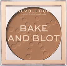 Bake And Blot Pressed Powder by Revolution Beauty