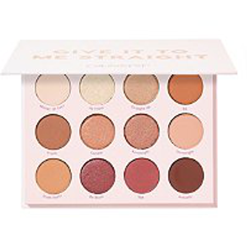 Give It To Me Straight Eye Shadow Palette  by Colourpop