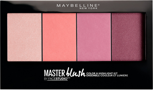 Facestudio Master Blush Color & Highlight Kit by Maybelline #2