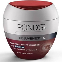 Rejuveness Anti-wrinkle Night Face Cream With Colagen  by ponds