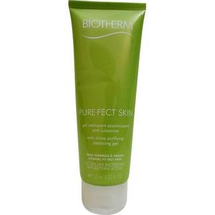 Pure Fect Skin Anti Shine Purifying Cleansing Gel by Biotherm