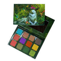 Feral Eyeshadow Palette by Menagerie Cosmetics