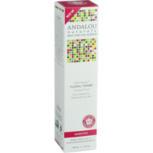 Face Cream Beauty Is Sensitive by andalou naturals