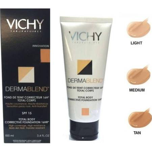 Total Body Corrective Foundation Spf 15 by vichy