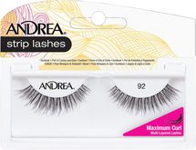 Lashes Maximum Curl Strip Lashes 92 by Andrea