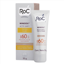 Minesol Actif Unify Tinted Fluid Light  by ROC Skincare