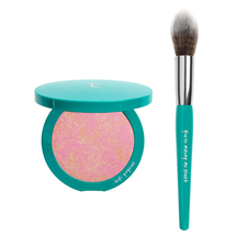 Blush + Highlighter Brush Set by Thrive Causemetics