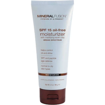 Facial Moisturizer Broad Spectrum 15 SPF by mineral fusion