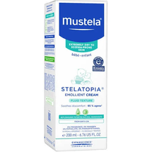 Stelatopia Emollient Cream by mustela