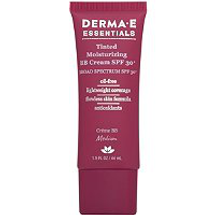 Tinted Moisturizing BB Cream With SPF 30+ by Derma E