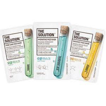 The Solution Face Mask by The Face Shop