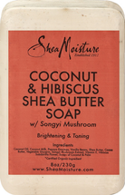 Coconut & Hibiscus Shea Butter Soap by SheaMoisture