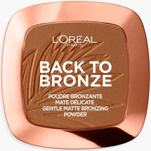 Back To Bronze Matte Bronzing Powder by L'Oreal