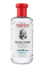 Unscented Facial Toner by thayers natural remedies