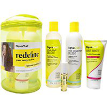 Routine Cleanse Condition Style Kit by DevaCurl