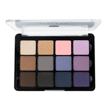 Eye Shadow Palette - Cool Mattes 2 by Viseart