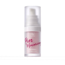 Pore Minimizing by Ruby Kisses