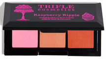 Ombre Radiance Blush Palette - Raspberry Ripple by Trifle