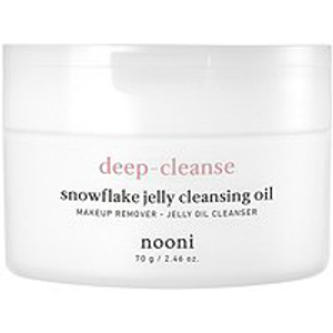Deep-Cleanse Snowflake Jelly Cleansing Oil by memebox