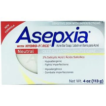 Acne Cleansing Bar Soap with Baking Soda by asepxia