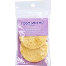 Exfoliating Cleansing Sponges by professional