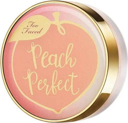 Peach Perfect Mattifying Loose Setting Powder by Too Faced #2