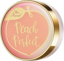 Peach Perfect Mattifying Loose Setting Powder by Too Faced